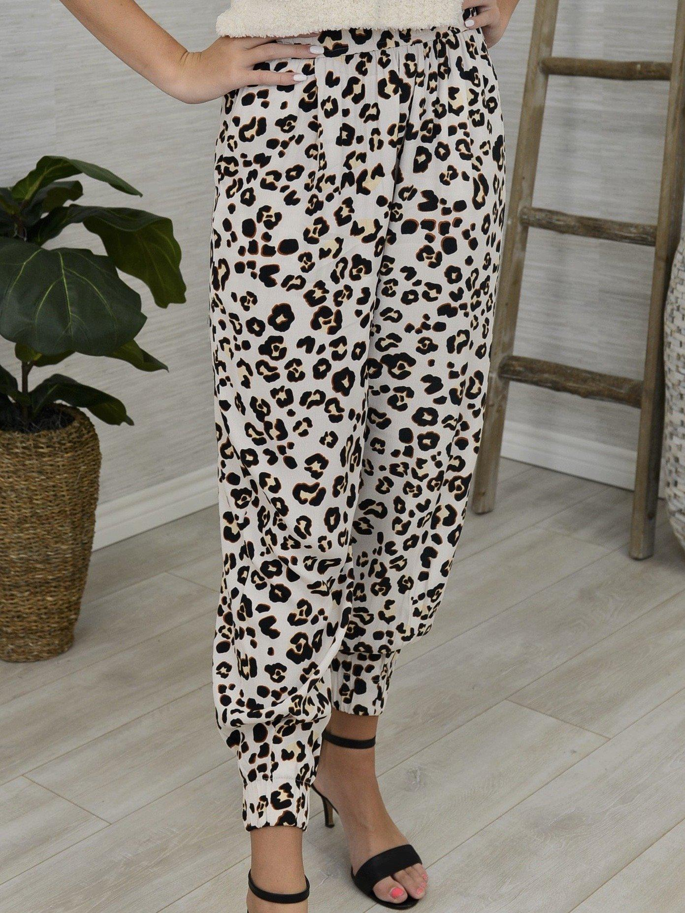 Joggin' in Style Pants-Women's -New Arrivals-Runway Seven