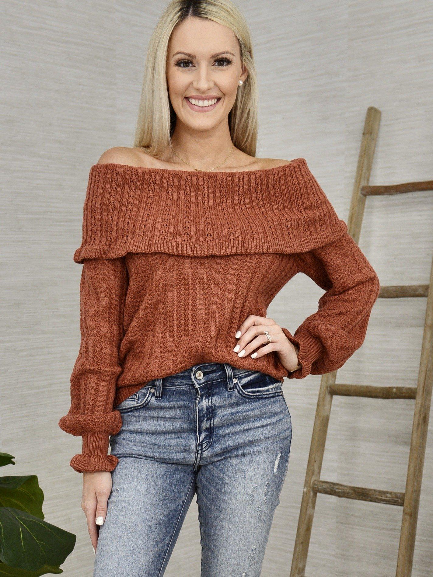 Off to The Races Sweater-Women's -New Arrivals-Runway Seven