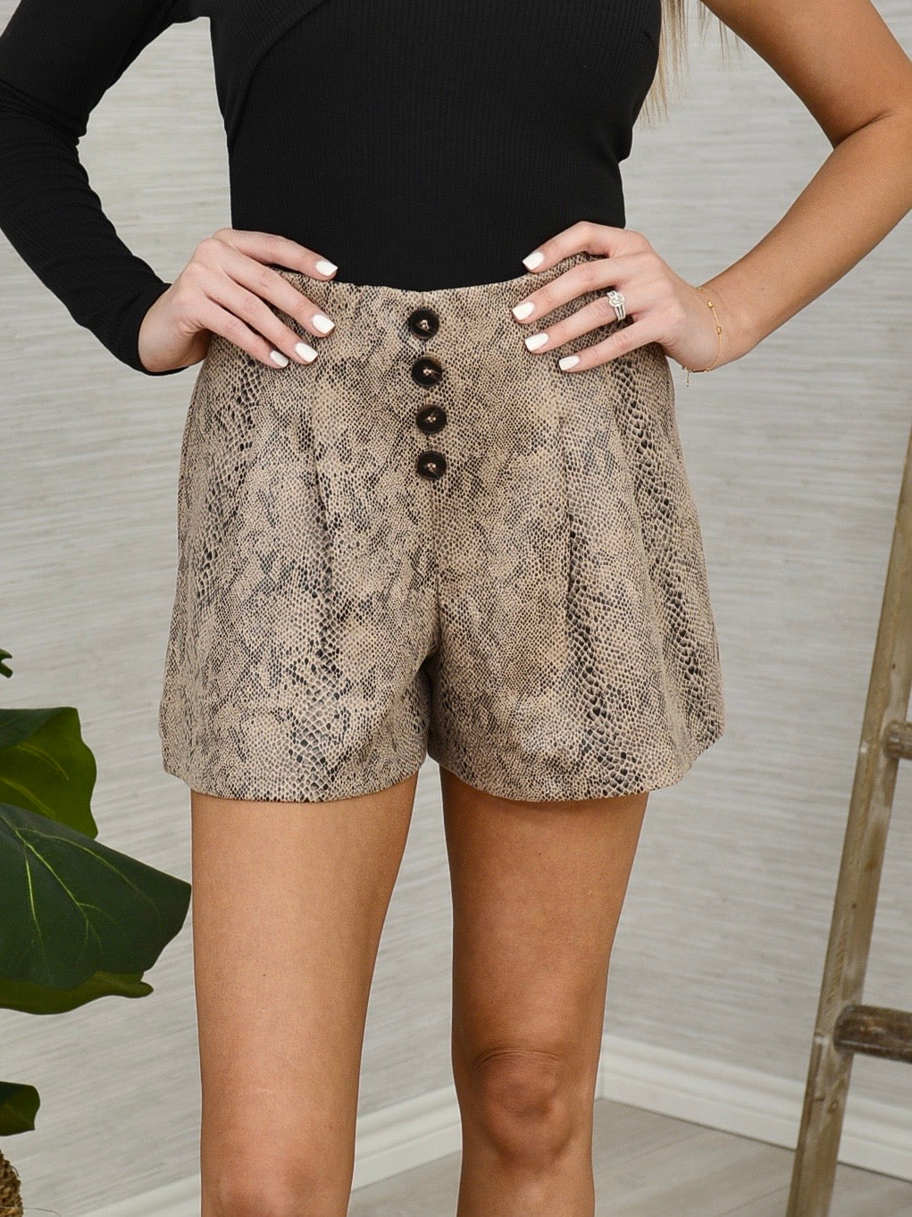 Fall for Me Shorts