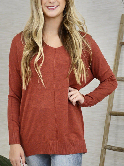 Check it Out Sweater-Women's -New Arrivals-Runway Seven
