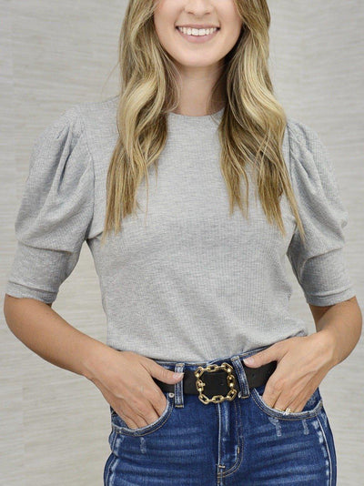 Nicely Neutral Top-Women's -New Arrivals-Runway Seven