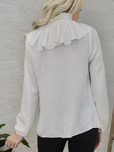 Gentle Winds Blouse-Women's -New Arrivals-Runway Seven
