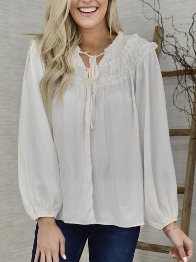 Mountain Pearl Top-Women's -New Arrivals-Runway Seven