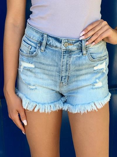 A Day in the Park Shorts-Women's -New Arrivals-Runway Seven