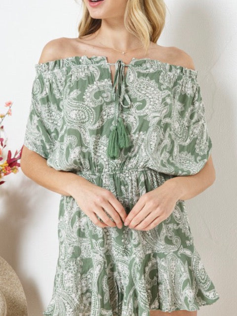 ON THE ROAD ROMPER-Women's ROMPER-New Arrivals-Runway Seven