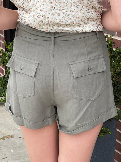 HIGH ON LIFE SHORTS-Women's Bottoms-New Arrivals-Runway Seven