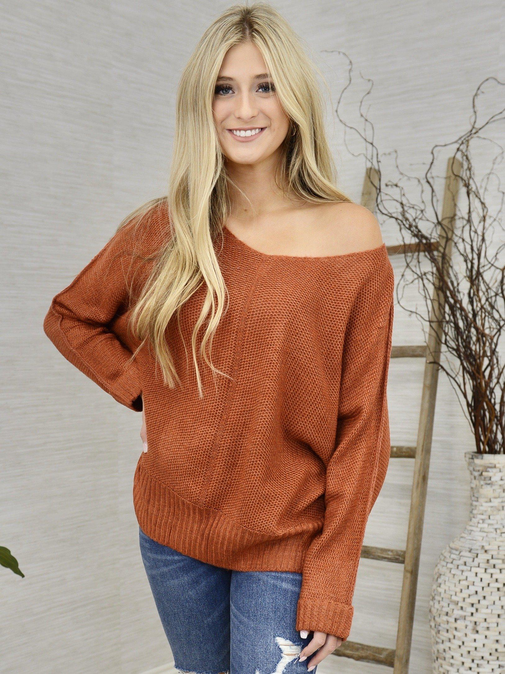 Brick by Brick Sweater-Women's -New Arrivals-Runway Seven