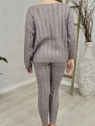 Ready and Set Loungewear Set-Women's -New Arrivals-Runway Seven