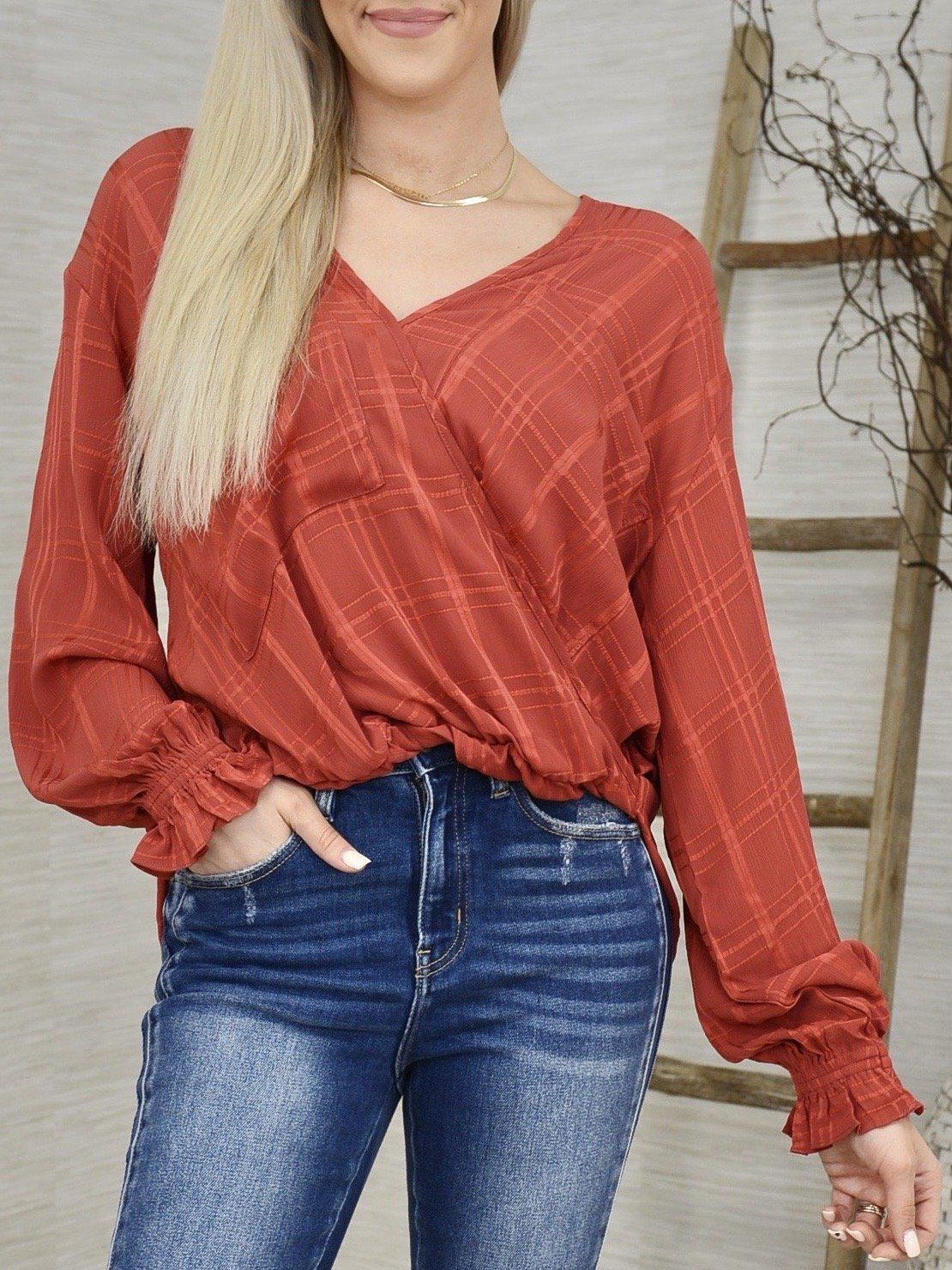 Simi Valley Top-Women's -New Arrivals-Runway Seven