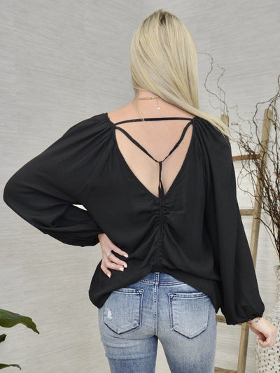 I've Got Your Back Top-Women's -New Arrivals-Runway Seven