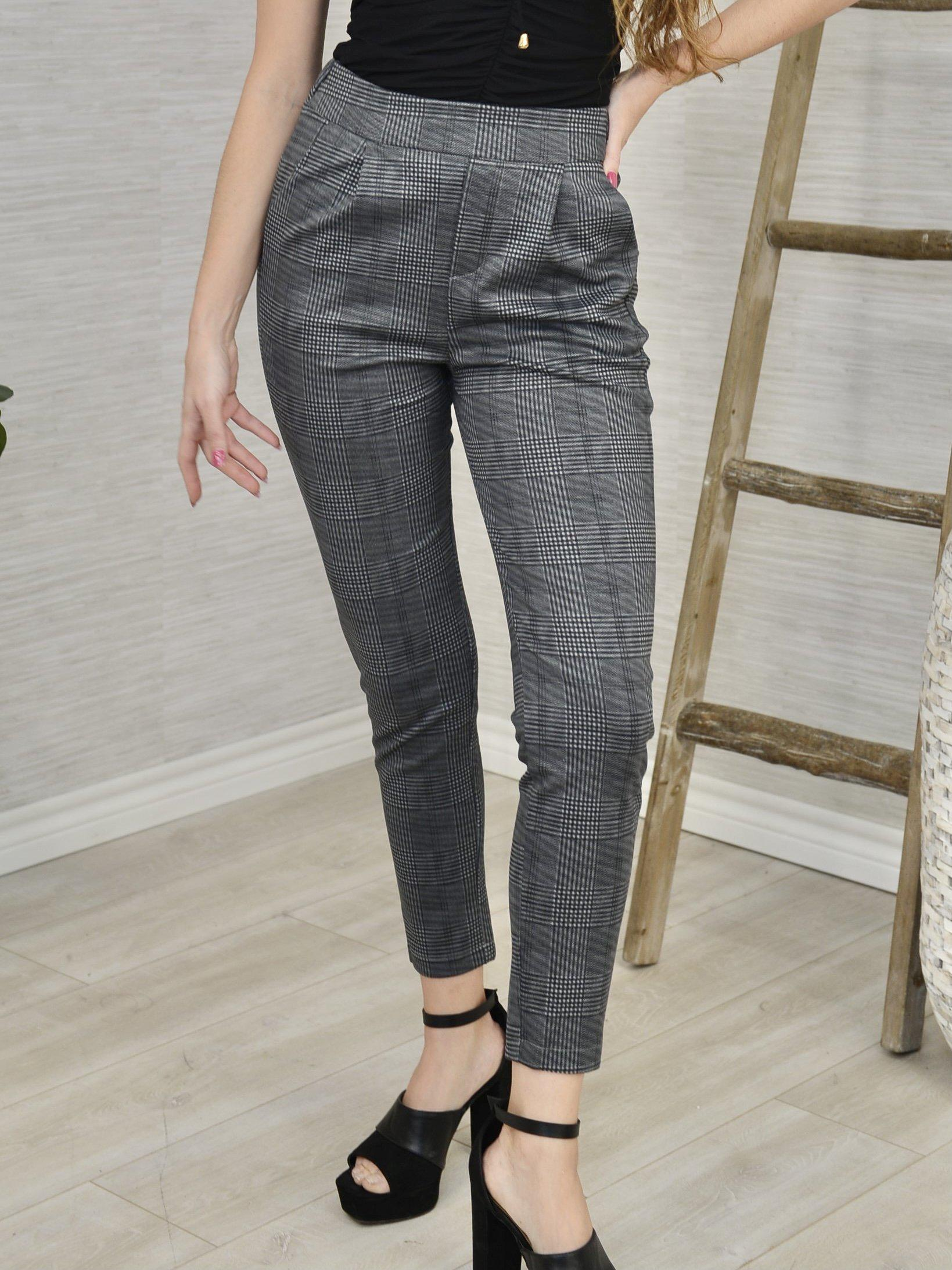 Glad for Plaid Pants-Women's -New Arrivals-Runway Seven