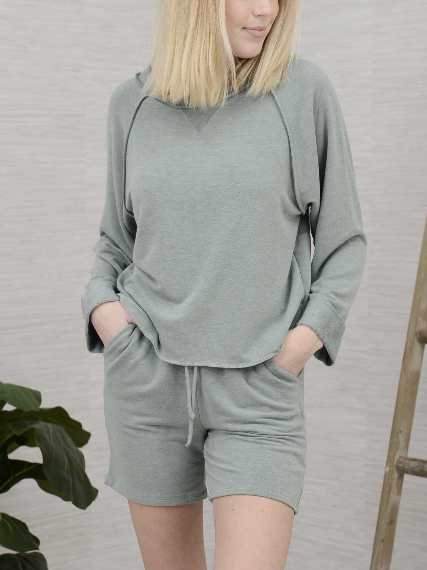Set to Stay In Loungewear Set-Women's -New Arrivals-Runway Seven