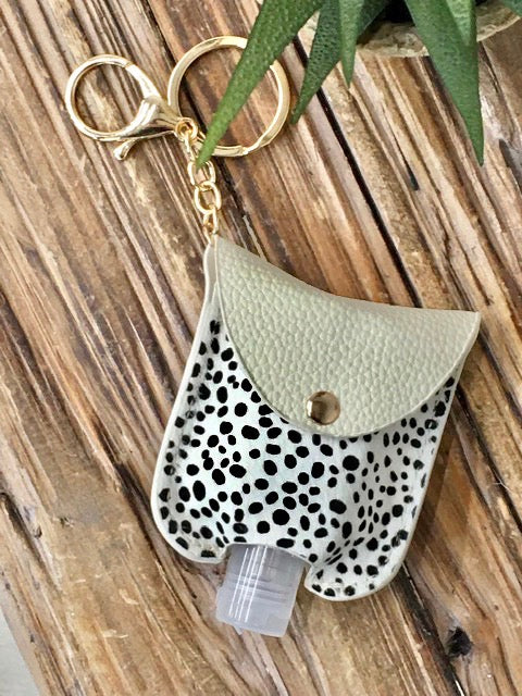 On the Safe Side Keyring and Bottle Holder-Women's -New Arrivals-Runway Seven