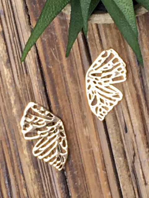 On a Wing and A Prayer Earrings-Women's -New Arrivals-Runway Seven
