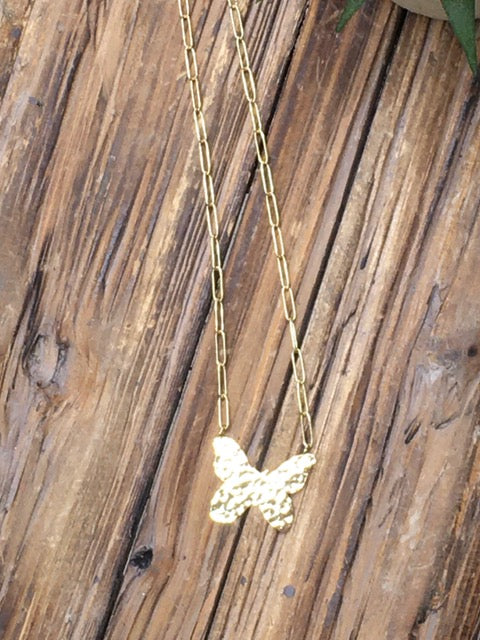 Spring is in the Air Necklace-Women's -New Arrivals-Runway Seven