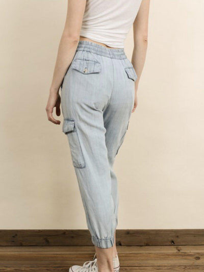 Washed to Wear Joggers-Women's -New Arrivals-Runway Seven