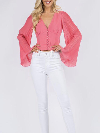 Fresh and Fun Top-Women's -New Arrivals-Runway Seven