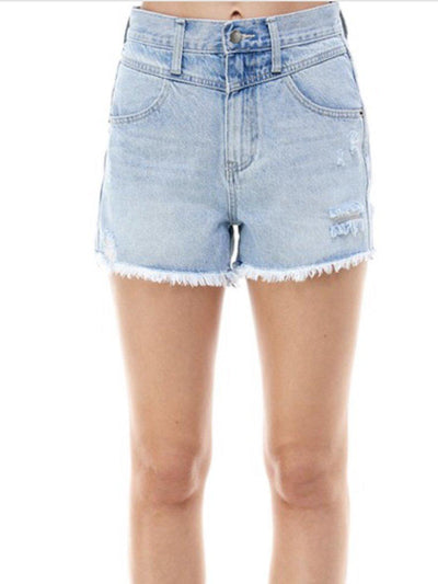 THE YOKES ON YOU SHORTS-Women's Bottoms-New Arrivals-Runway Seven