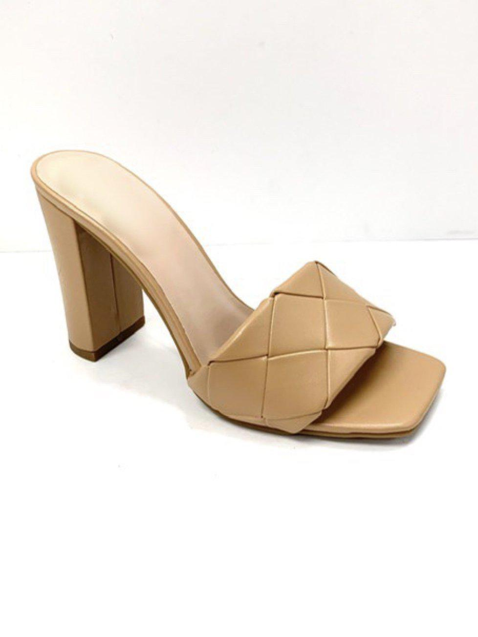 ON YOUR HEELS SLIDE-Women's SHOES-New Arrivals-Runway Seven