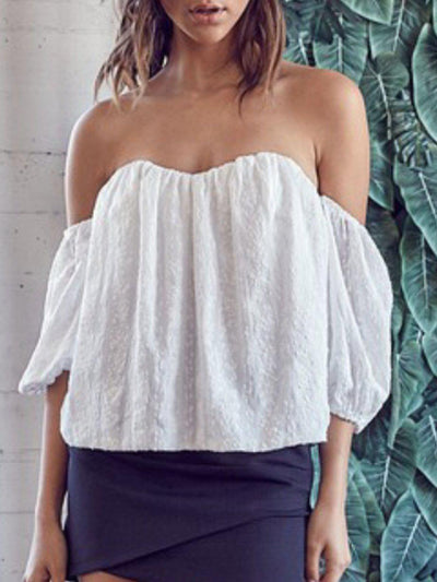 ENCHANTED EVENING TOP-Women's TOP-New Arrivals-Runway Seven
