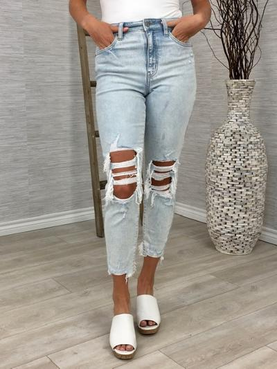 Love You Mom Jeans-Women's -New Arrivals-Runway Seven