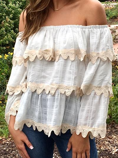 Scalloped Perfection Top-Women's -New Arrivals-Runway Seven