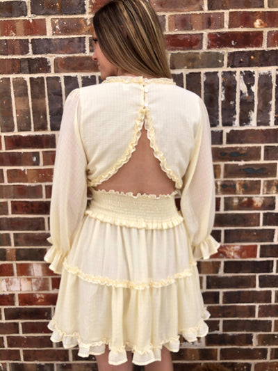 Buttercream Frosting Dress-Women's -New Arrivals-Runway Seven