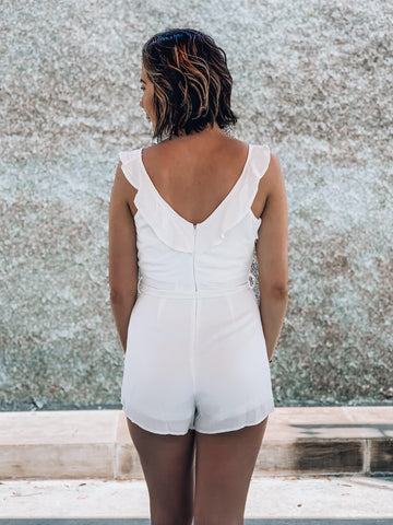Honey Moonin' Romper