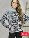 SALE: WILD ABOUT IT SWEATER - ORG $59