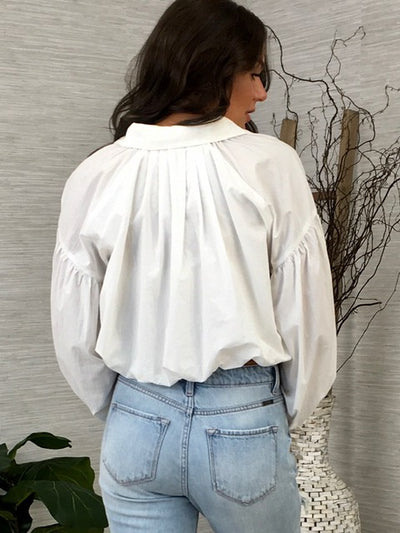 White on Blouse-Women's -New Arrivals-Runway Seven