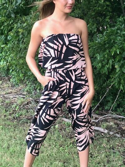 Malibu Shore Jumpsuit-Women's -New Arrivals-Runway Seven