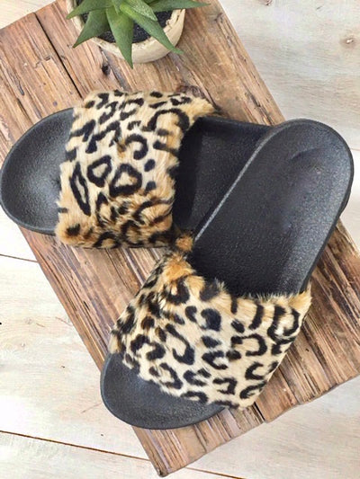 Lounge Slipper Shoe-Women's -New Arrivals-Runway Seven