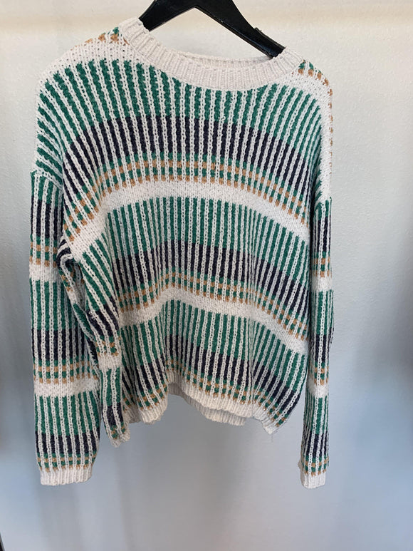 Retro Chenille Sweater-Women's SALE-New Arrivals-Runway Seven