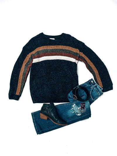 Down In Vail Sweater-Women's SWEATER-New Arrivals-Runway Seven