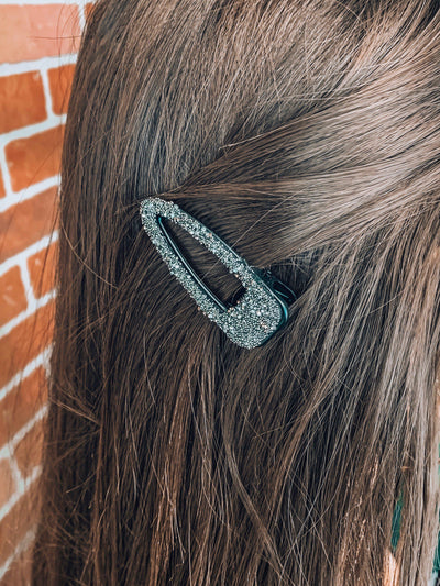 Montauk Moment Hair Clip-Women's ACCESSORIES-New Arrivals-Runway Seven