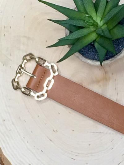 Buckle Beauty Belt-Women's -New Arrivals-Runway Seven