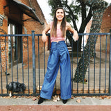 City Streets Corset-Waist Pants