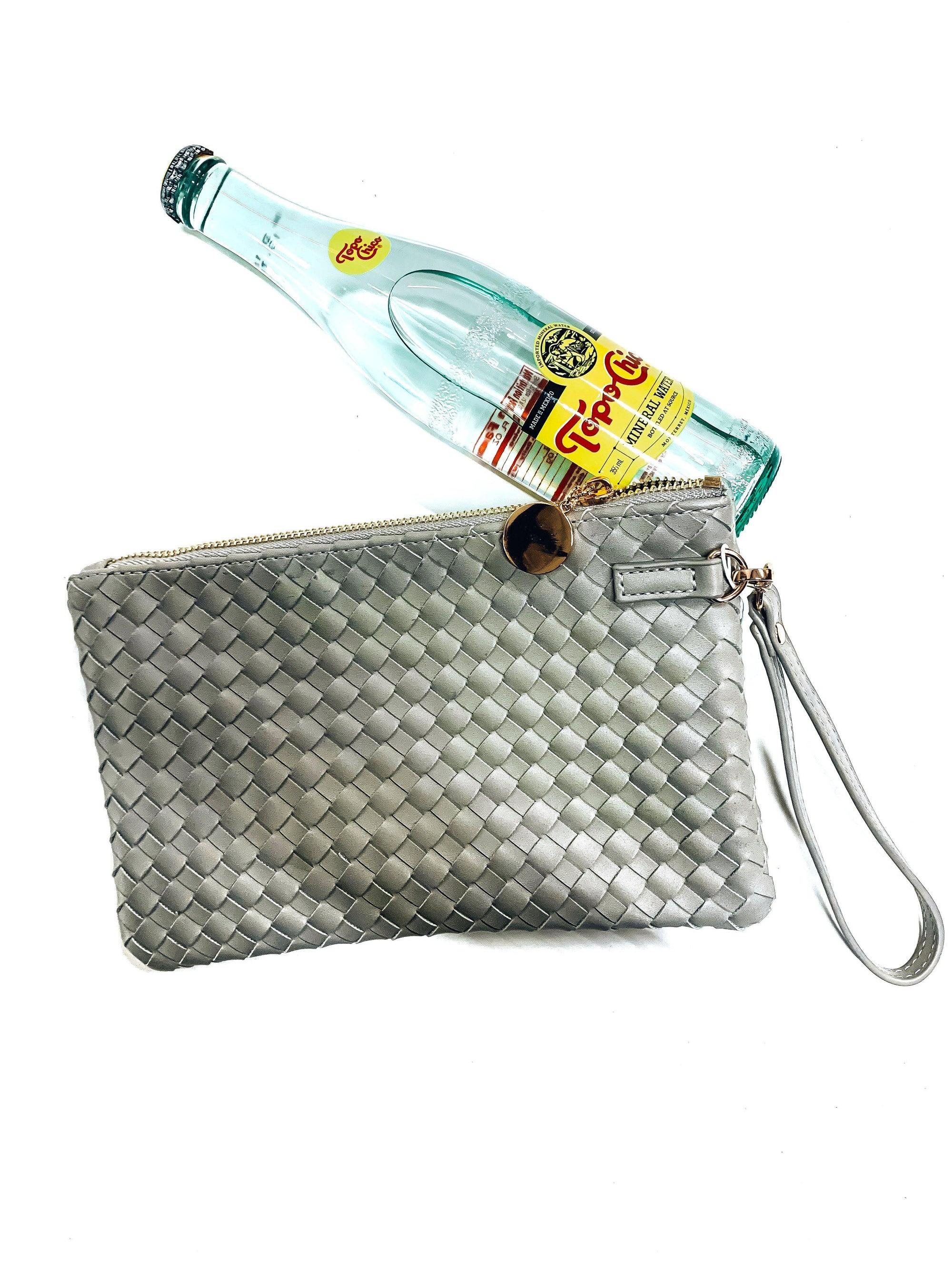 Stay In Your Lane Clutch-Women's ACCESSORIES-New Arrivals-Runway Seven