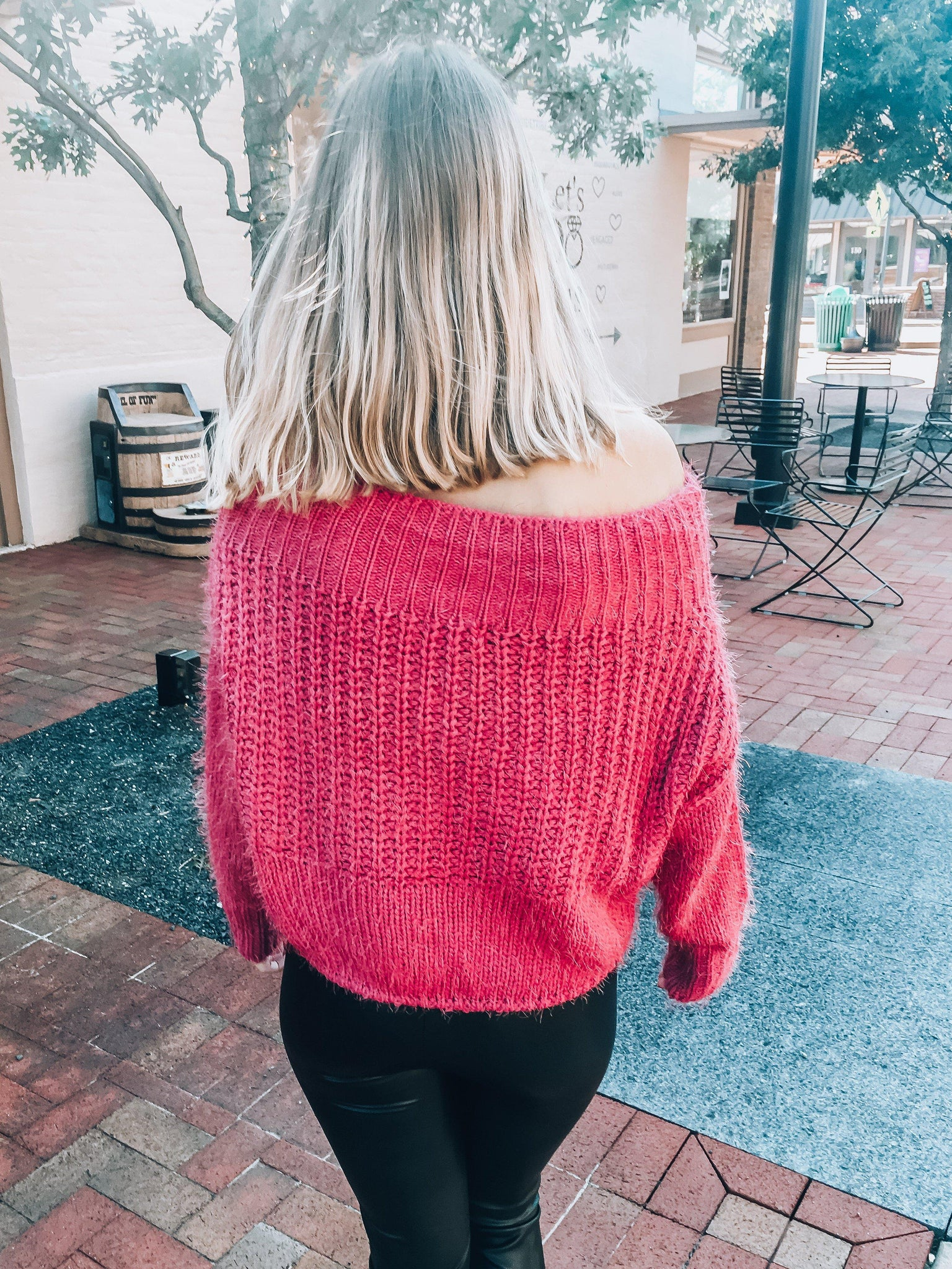 Cherry On Top Sweater