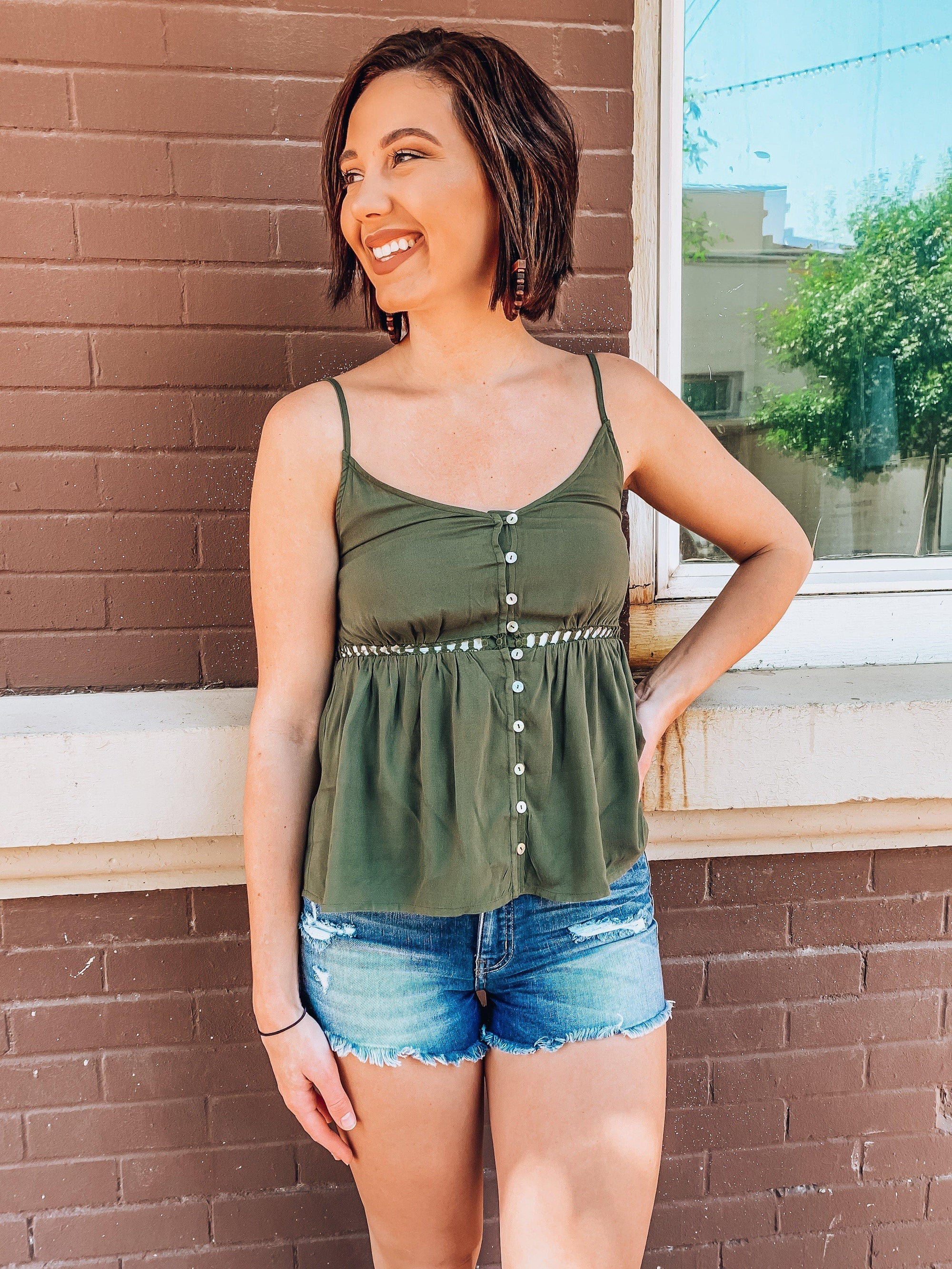 Green Thumb Top-Women's TOP-New Arrivals-Runway Seven