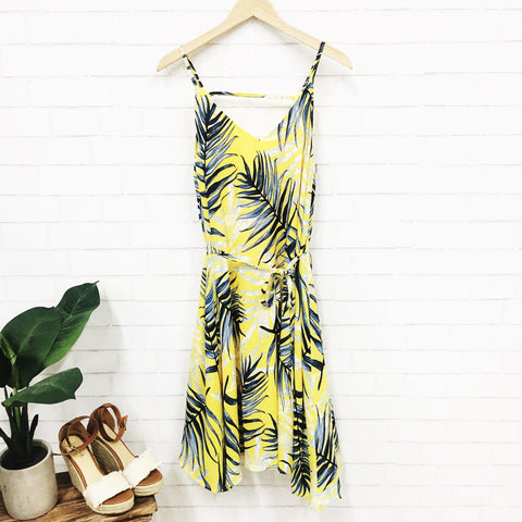 I'm Walking On Tropical Sunshine Dress