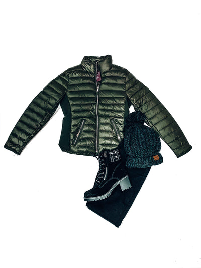 Mountain Time Puffer Jacket-Women's TOP-New Arrivals-Runway Seven