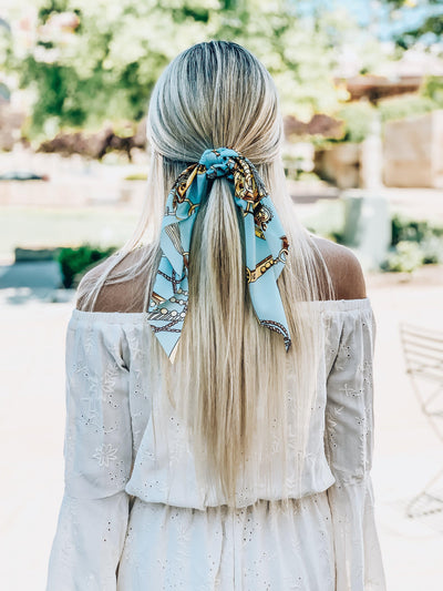 For The 'Gram Hair Scarves-Women's ACCESSORIES-New Arrivals-Runway Seven