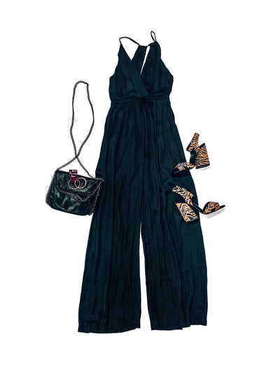 Fangirling Jumpsuit-Women's ROMPER-New Arrivals-Runway Seven