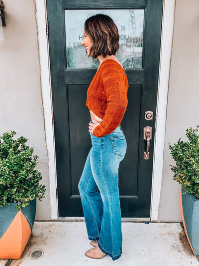 Sweet Dreams Flare Jeans