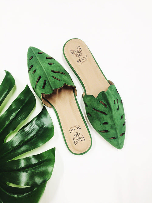 The Karen-Green-Women's SHOES-New Arrivals-Runway Seven
