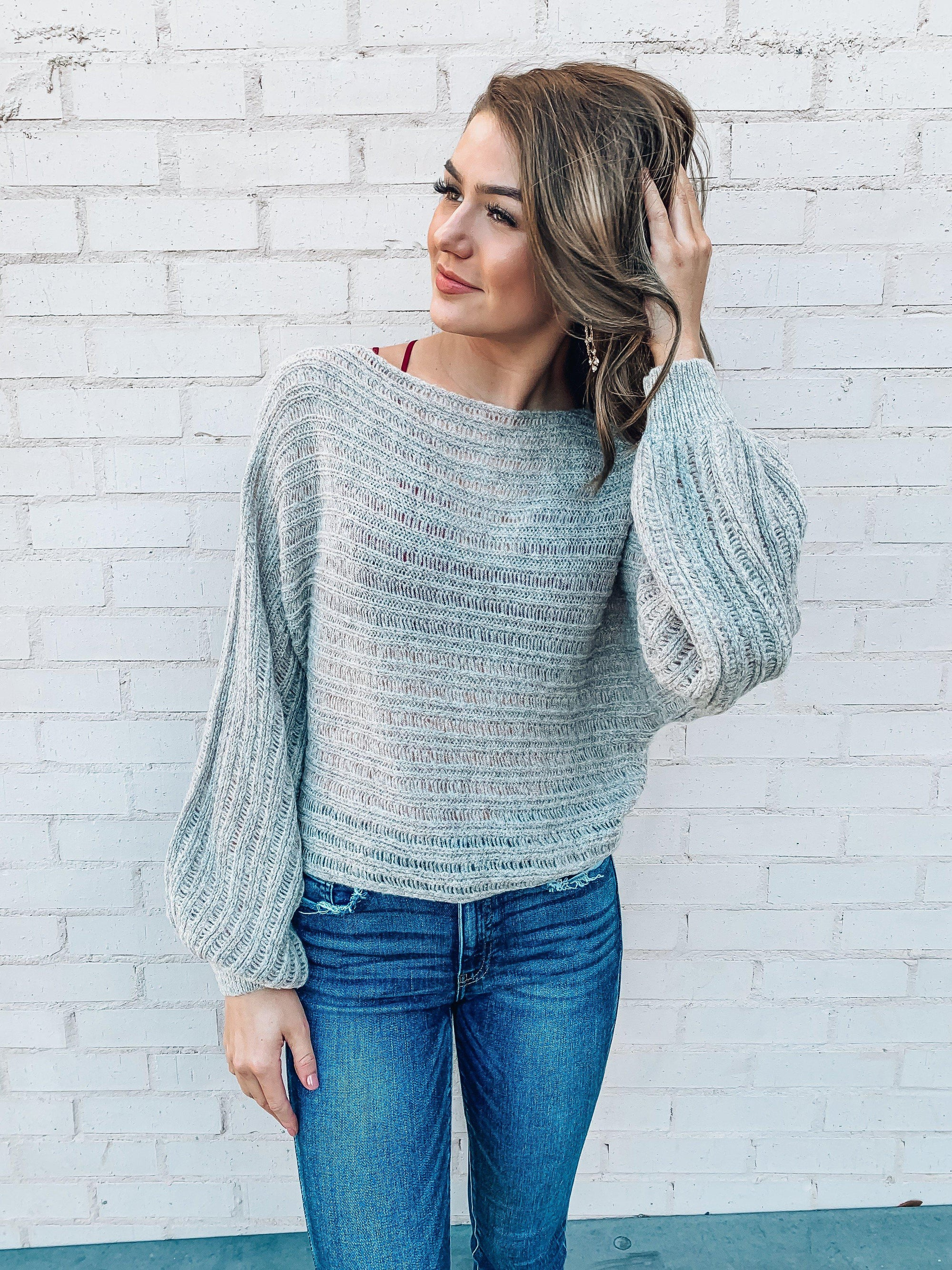 Warm & Cozy Top-Women's TOP-New Arrivals-Runway Seven - Women's Clothing Boutique