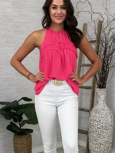 Flamingo Road Top-Women's -New Arrivals-Runway Seven