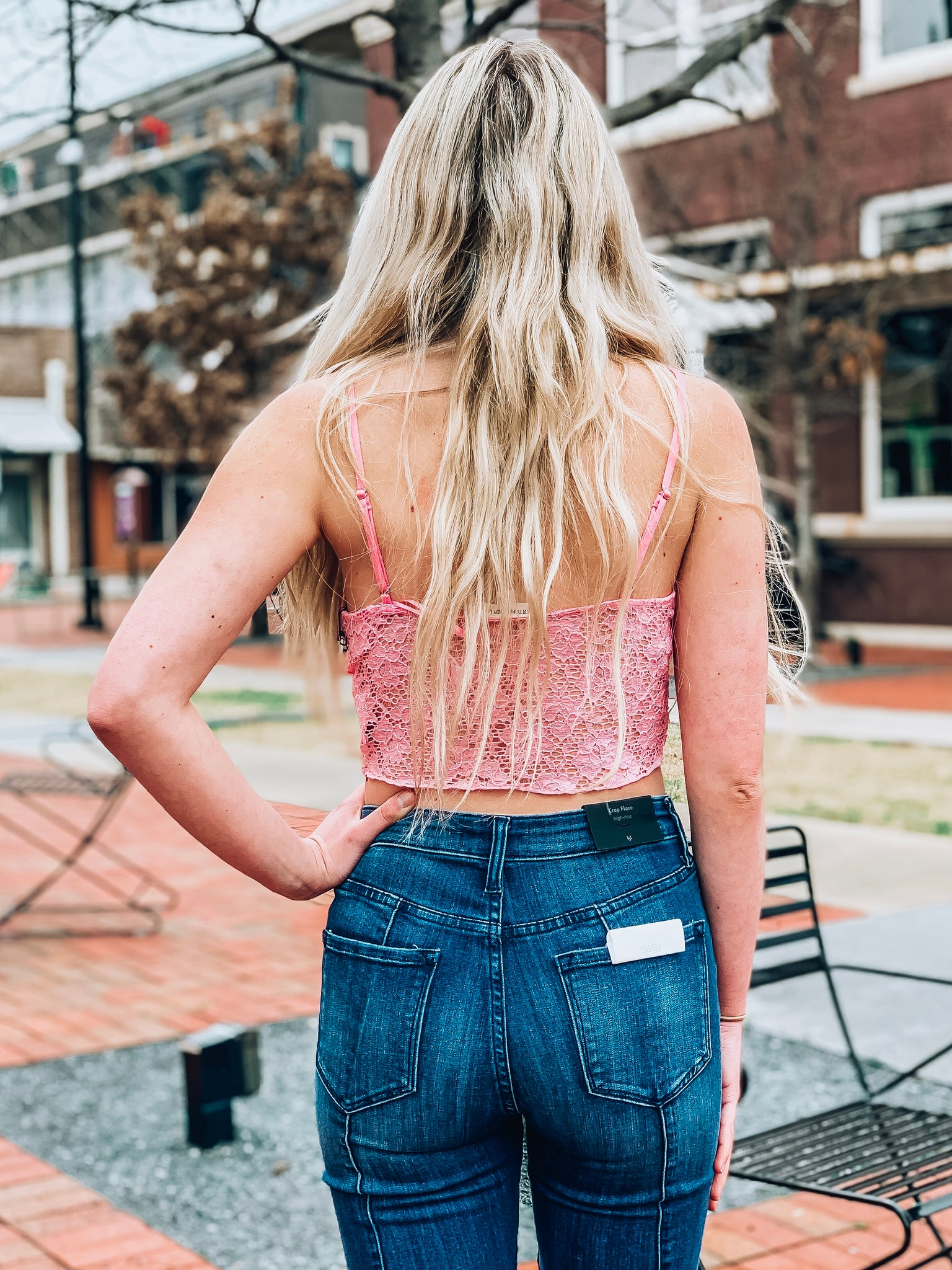 Day Dreaming Lace Top