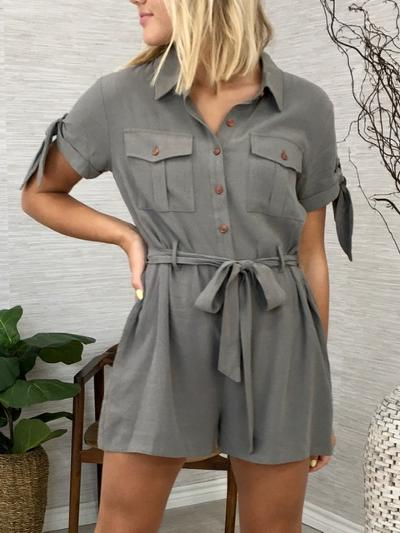 Forest Nights Romper-Women's -New Arrivals-Runway Seven